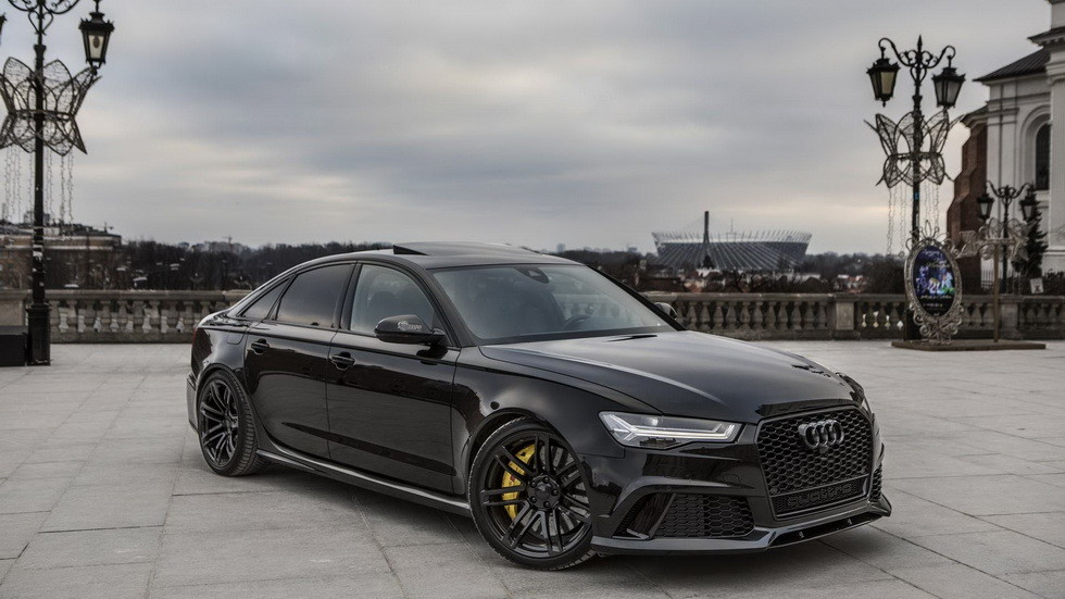 Audi rs6 horsepower