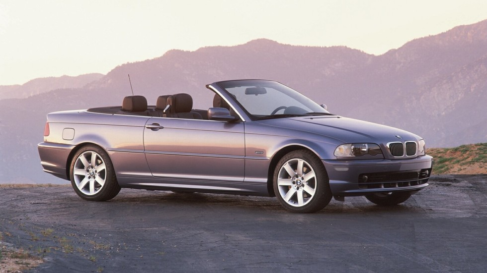 BMW 323Ci Cabrio Worldwide (E46) '2000