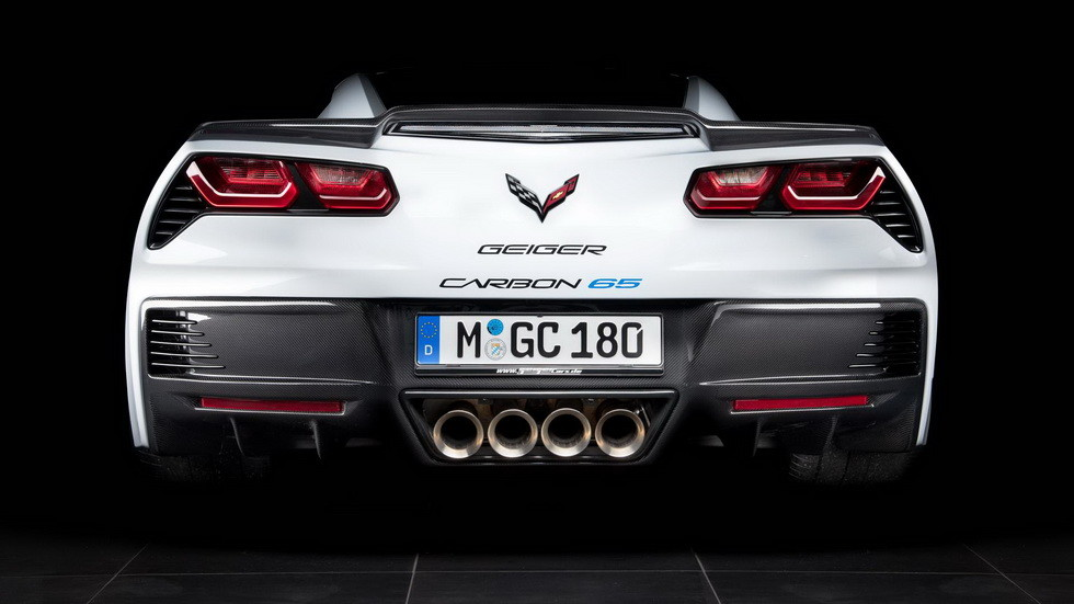 Chevrolet Corvette Z06 Carbon 65 Edition