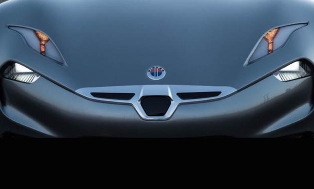 Fisker представит электромобиль Emotion навыставке CES вЛос-Анджелесе