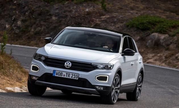 Первые тесты Volkswagen T-Roc: быстрее, чем ожидаешь
