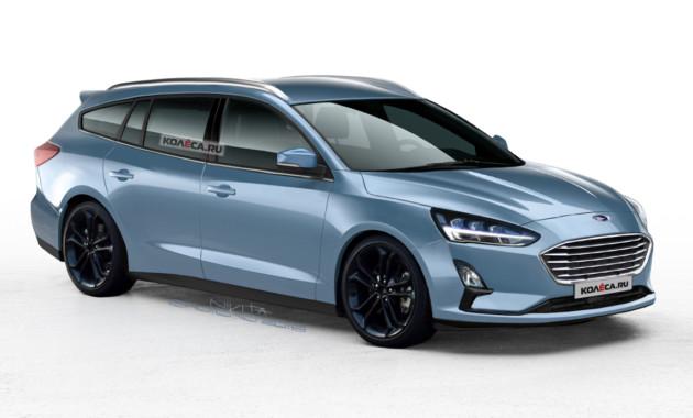 Новый Форд Focus презентуют ксередине весны