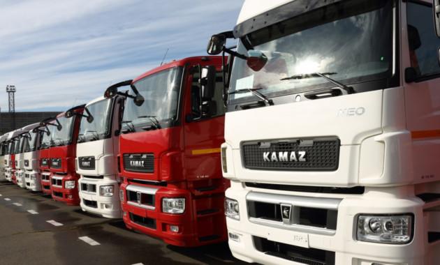Продажи подержанных фургонов несколько уменьшились в РФ
