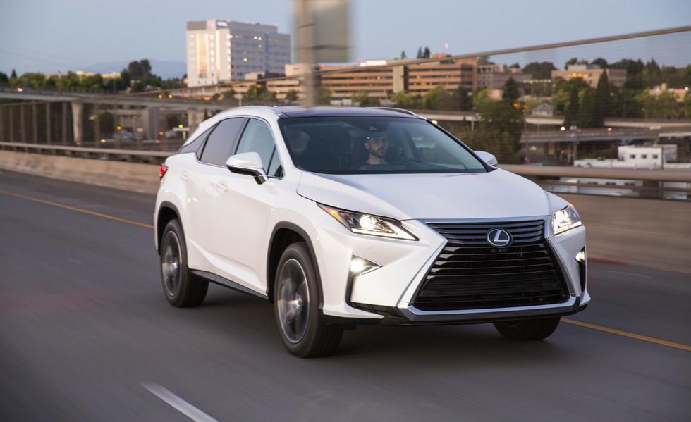 Lexus RX 2017