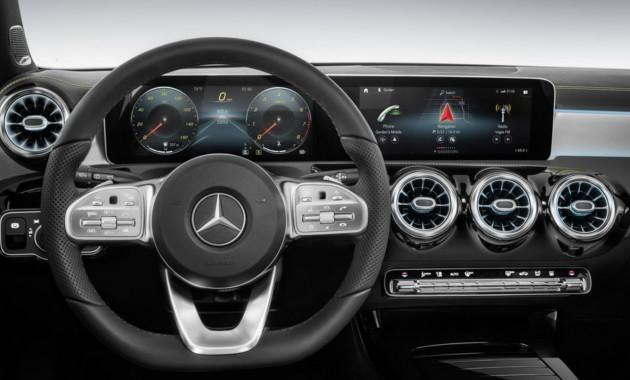 Benz тестирует новый компактный кроссовер Мерседес-Бенс GLB