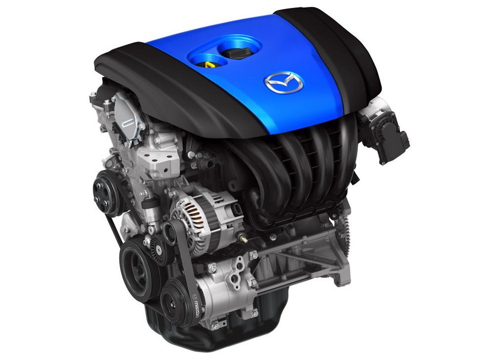 В Мазда создали мотор Skyactiv-3, такойже экономичный как уэлектрокаров