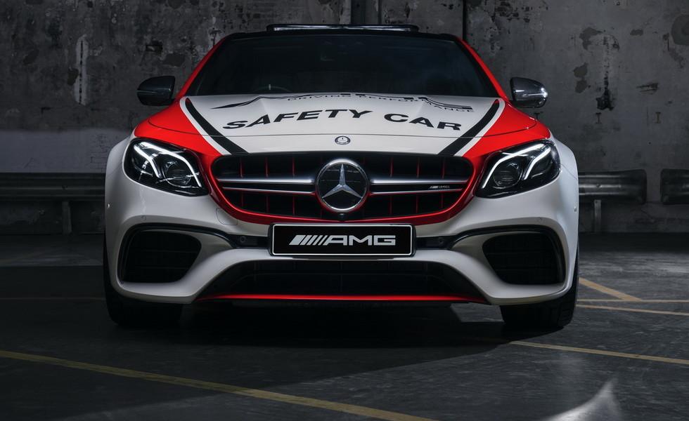 Mercedes-AMG E63 S 1