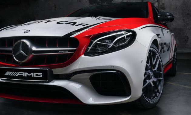 Mercedes-AMG E63 S стал автомобилем безопасности для гонок в Австралии