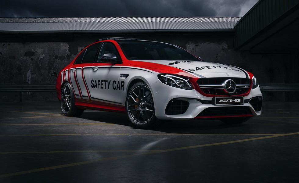 Mercedes-AMG E63 S 3