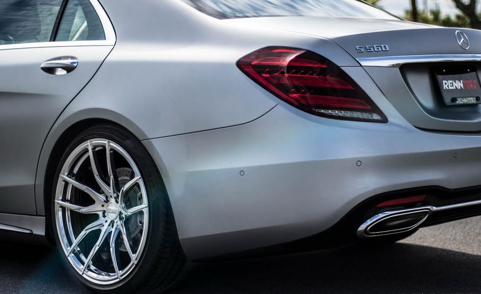 Mercedes-Benz S560 Renntech