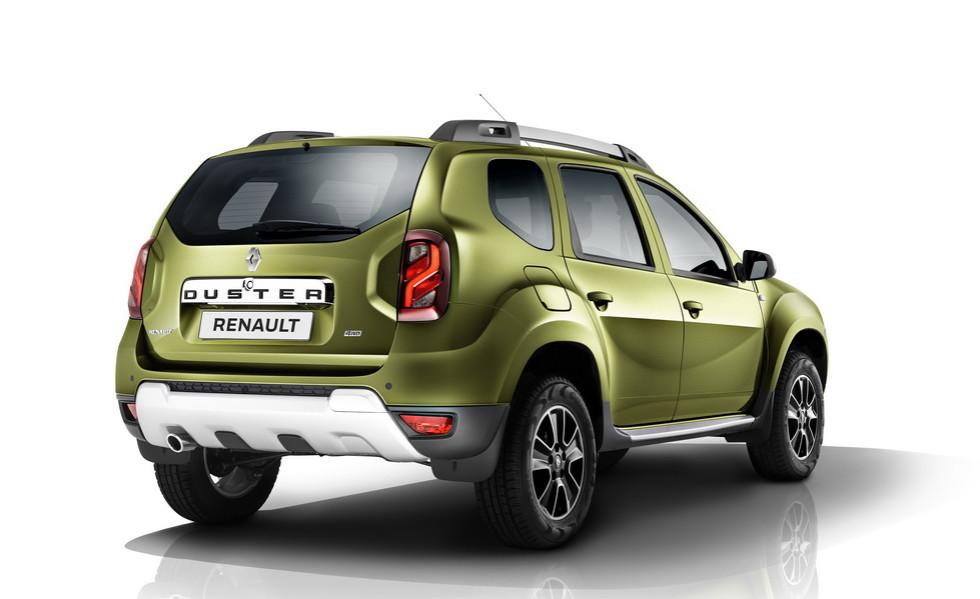 Renault Duster 1
