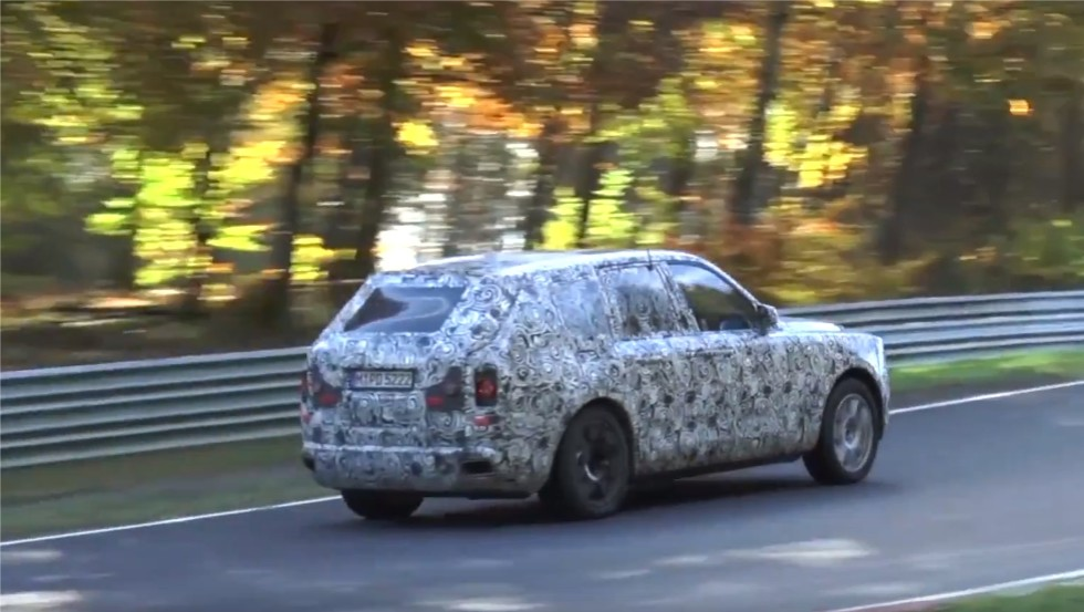 Rolls-Royce Cullinan 3