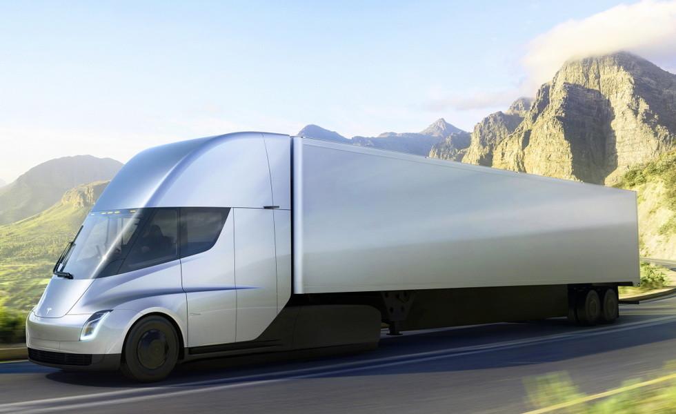 Tesla Semi 1