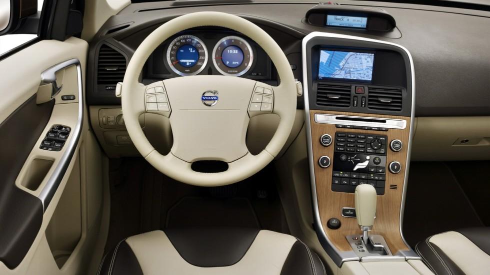 Торпедо Volvo XC60 T6 '2008–13ъ