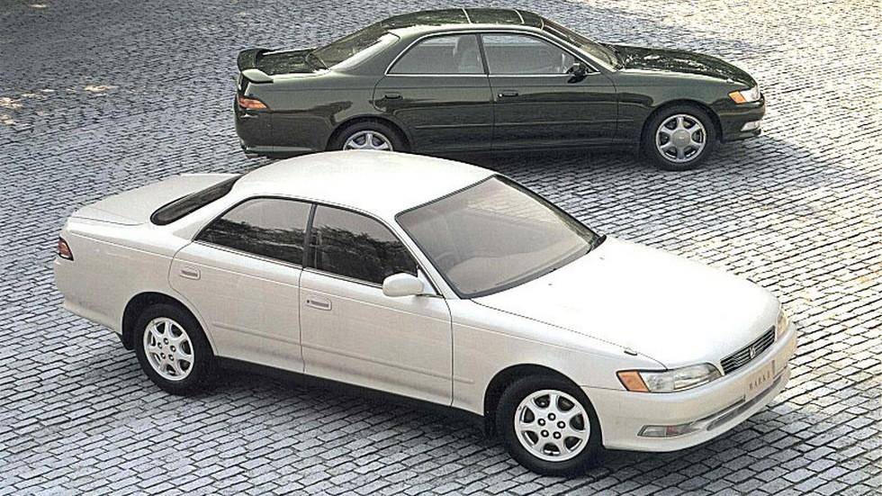 Toyota Mark II Tourer V, Toyota Mark II