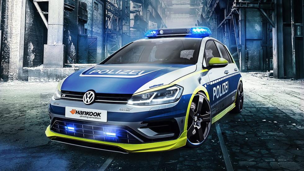 Volkswagen Golf 400R от Oettinger