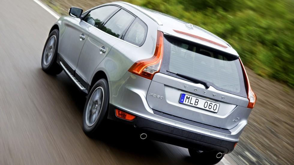 На фото: Volvo XC60 T6 '2008–13