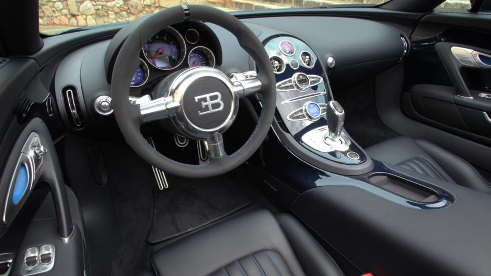"Bugatti Veyron Grand Sport Roadster ""Vitesse"""