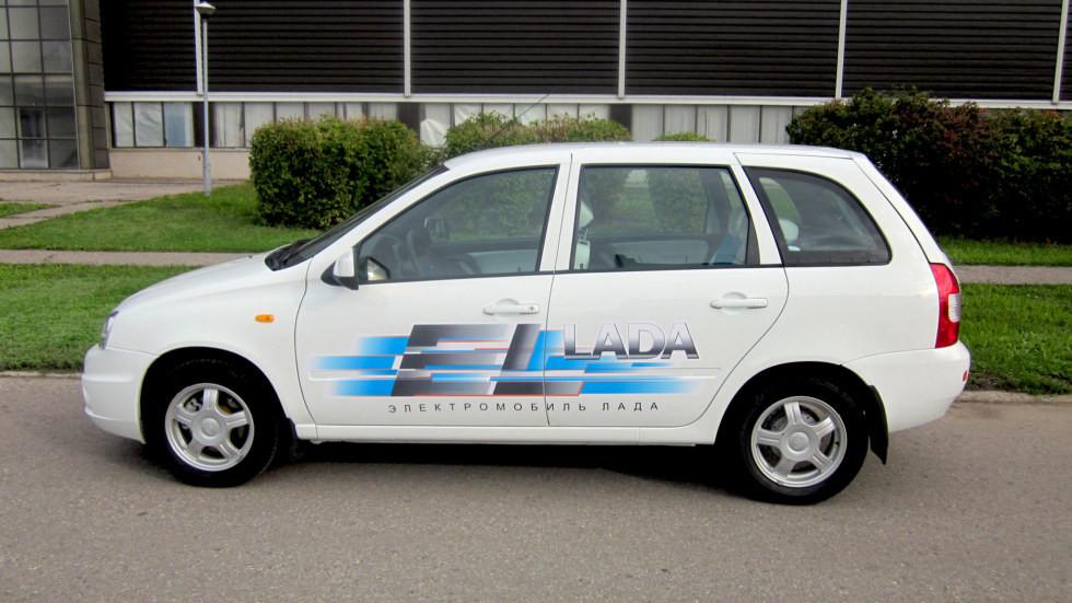 Электрический универсал АВТОВАЗа - EL Lada