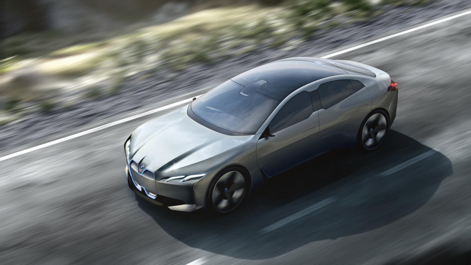 БМВ готовит конкурента Model 3 отTesla