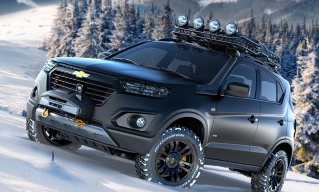 GM-АвтоВАЗ просрочил патенты на обновленный тип Шевроле Niva II