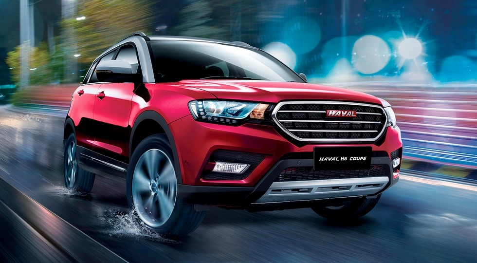 Haval представит на автомобильном салоне в столице новейшую модель дляРФ