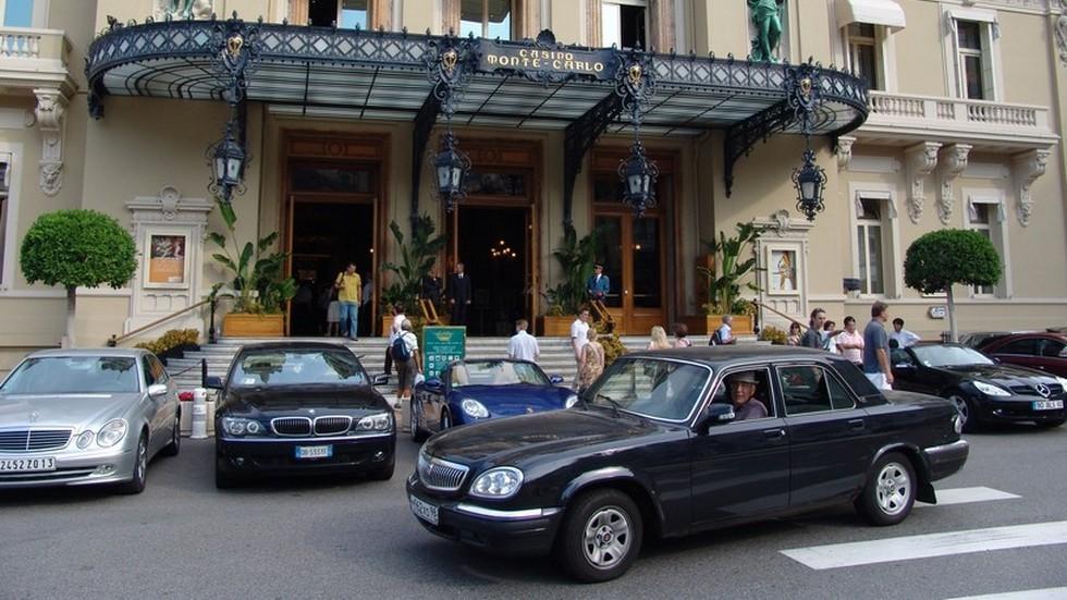 Красиво жить не запретишь: ГАЗ-31105 в княжестве Монако