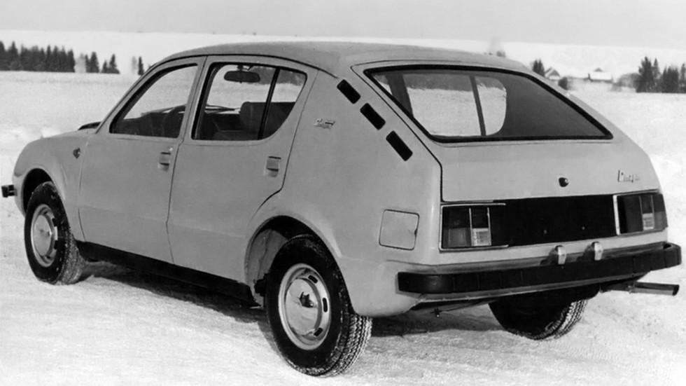 Иж-13 Старт – весьма прогрессивный по конструкции и дизайну автомобиль для своего времени