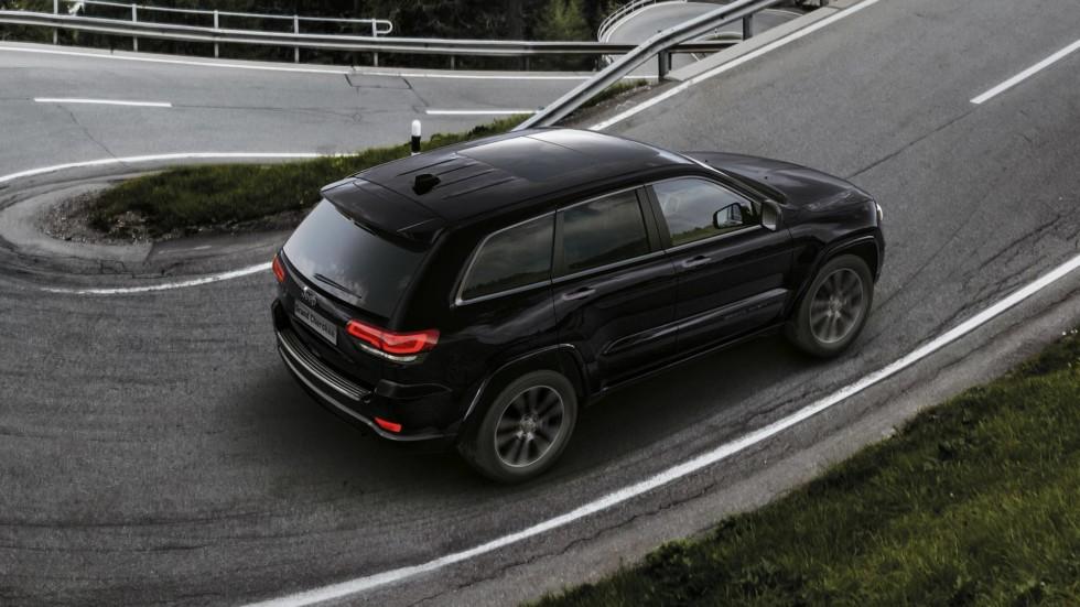 Jeep Grand Cherokee получил новую спецверсию