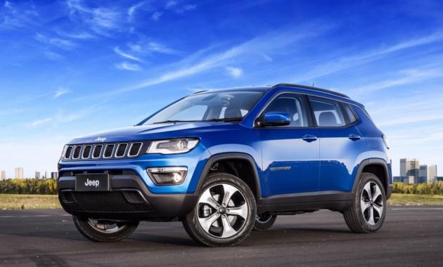 Jeep привезет в Россию несколько новинок в 2018 году