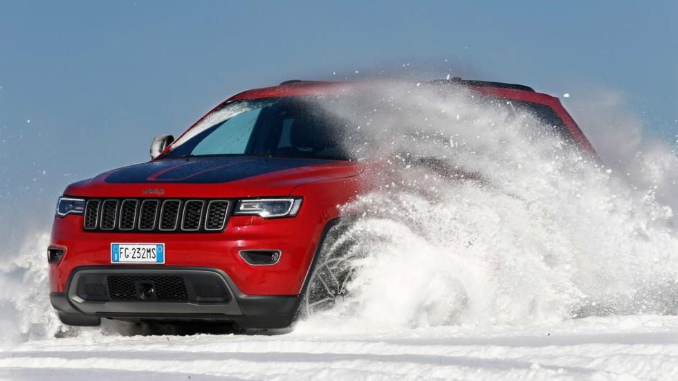 Кто кого: Jeep Grand Cherokee Trackhawk против McLaren 570S