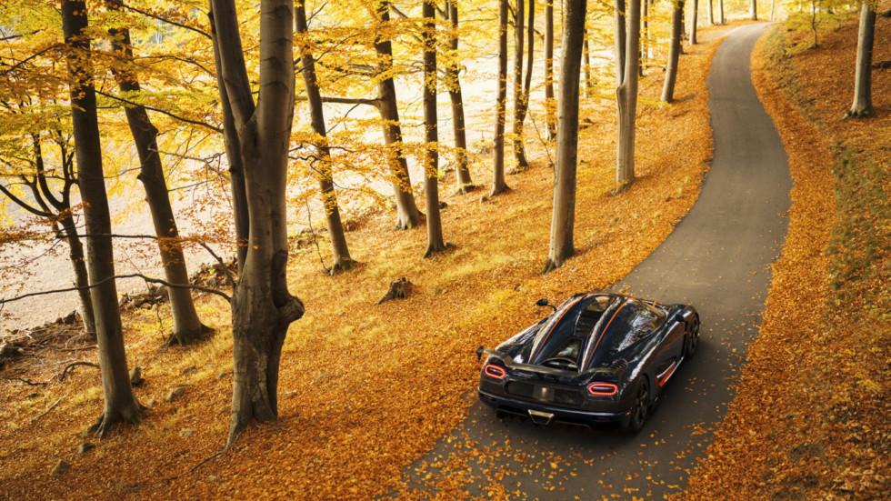 Koenigsegg Agera RS: разгон до 480 км/ч возможен