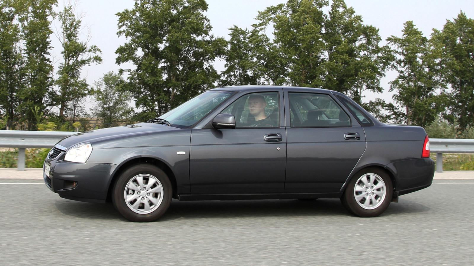 АвтоВАЗ переработал вариации lada Granta, Kalina иPriora