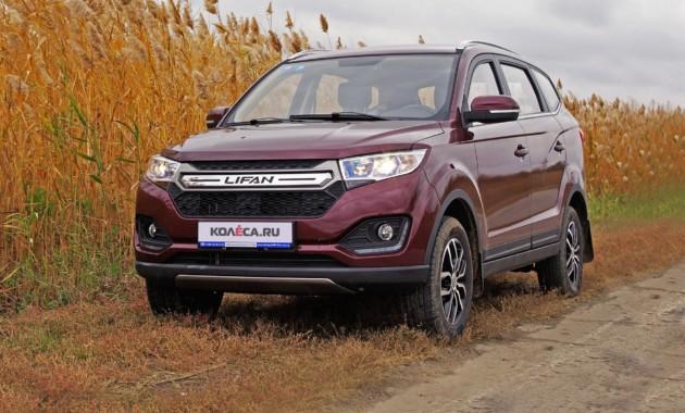 В России выросли продажи китайских автомобилей