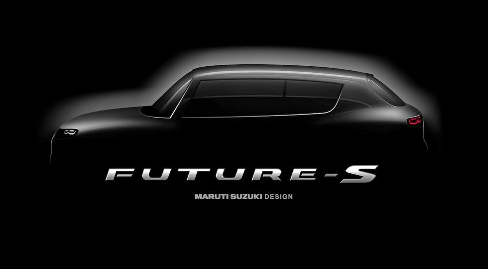 Suzuki представит новый бюджетный кроссовер Future-S
