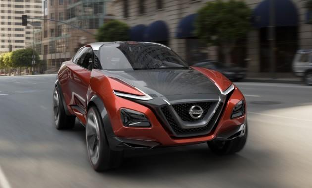 Новый Nissan Juke может дебютировать в этом году