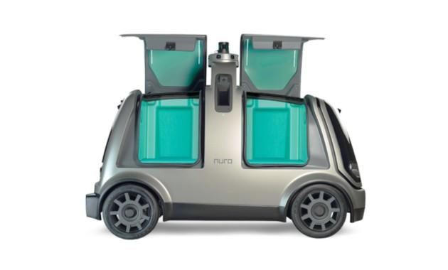 Экс-инженеры Google разрабатывают фургон-беспилотник будущего для доставки товаров