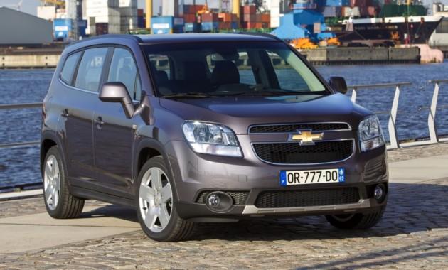 22ЯнвВ Узбекистане прекратят сборку Chevrolet Orlando
