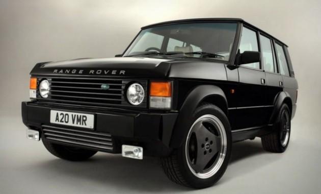 Представлен концптуальный проект Range Rover Chieftain 3