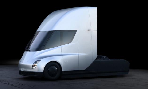 Электрические грузовые автомобили Tesla Semi будут вывозить сор вОАЭ