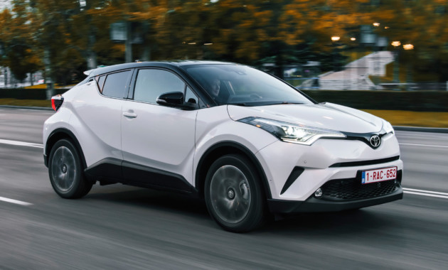 29Янв Toyota в России новый президент анонс кроссовера C-HR и других премьер