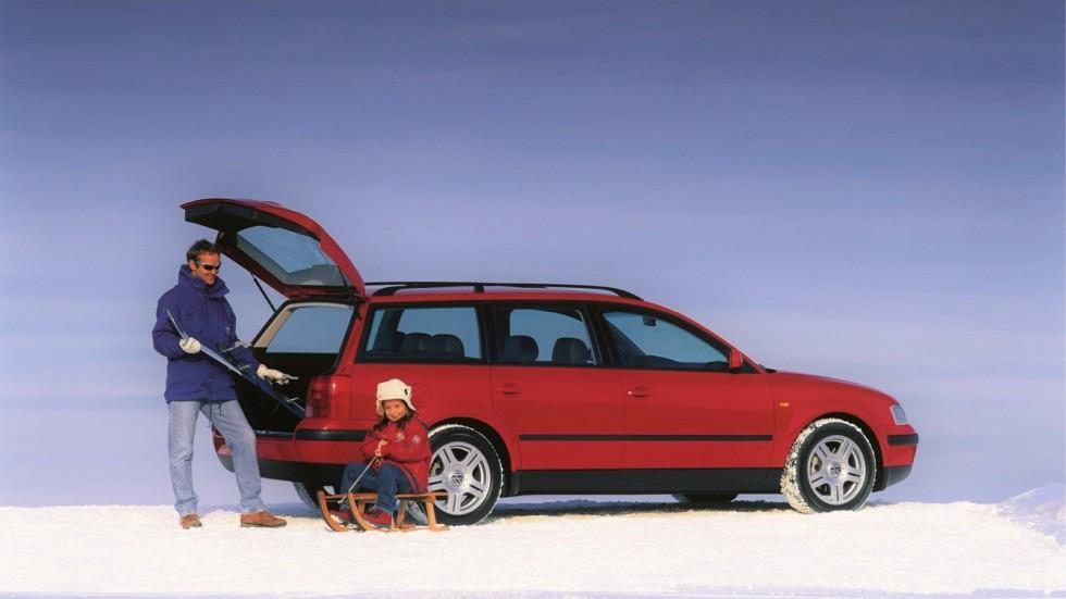 Produkte Passat Variant TDI 1997
