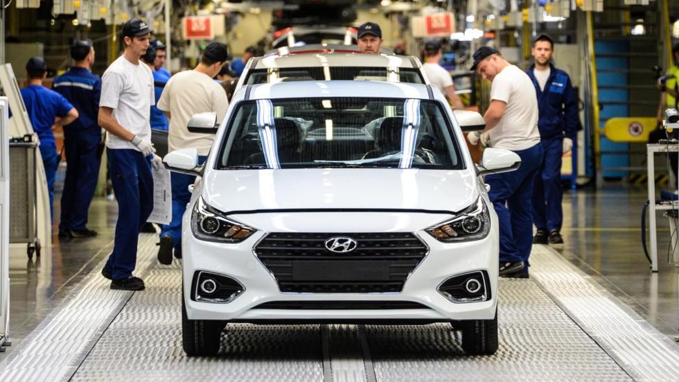 Мировые автопроизводители увеличили экспорт машин из России