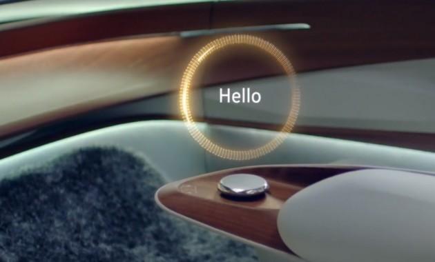 Автомобили Volkswagen получат голографический интерфейс— Будущее уже тут