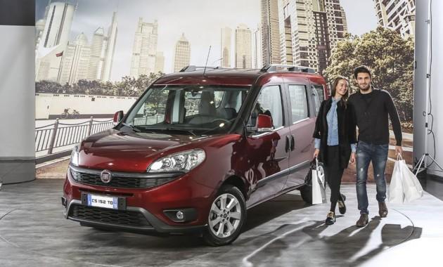 Fiat Doblo возвращается в Россию. Известны цены