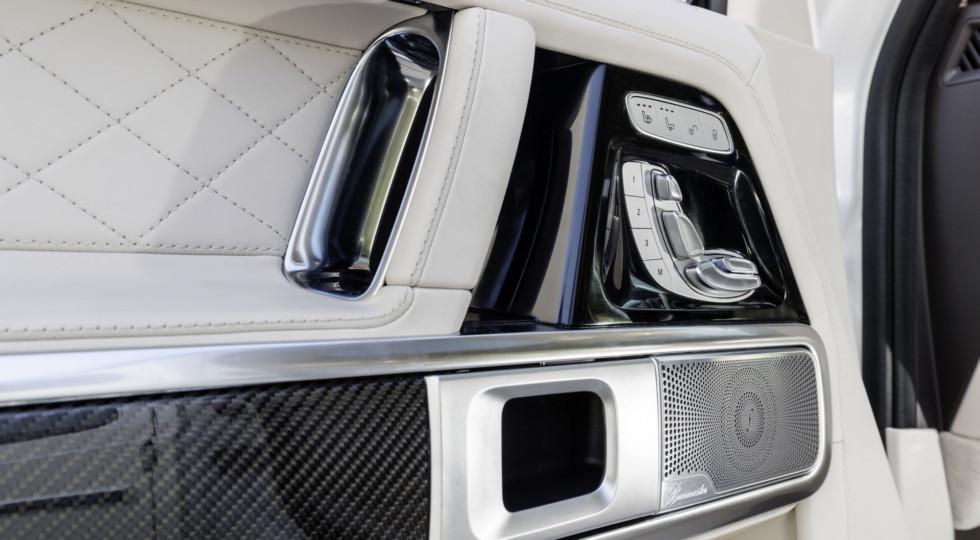 Mercedes-AMG G 63 2018