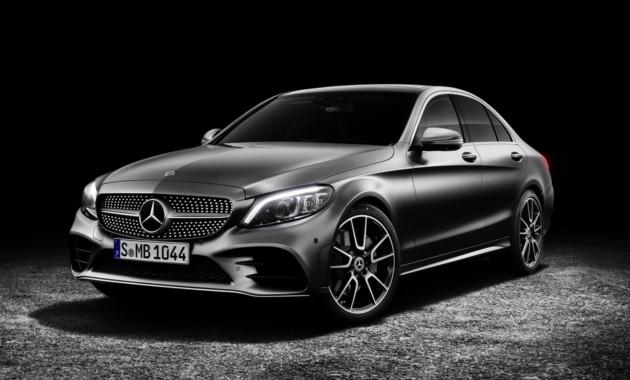 Mercedes-Benz обновил C-Class
