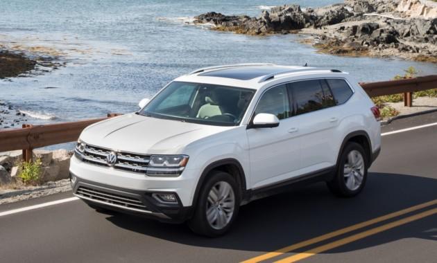 VW поведал о русской версии кроссовера Teramont