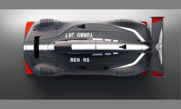 Китайская компания Techrules представит гоночный гиперкар