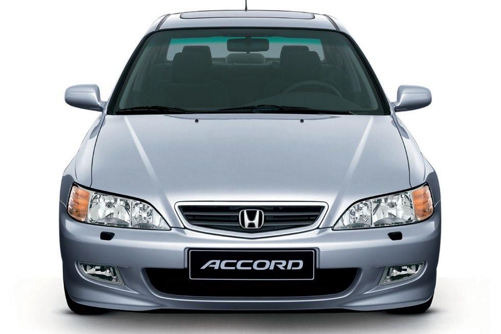 5Honda Accord Sedan '1998–2002